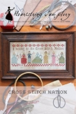 Cross Stitch Nation from Heartstring Samplery