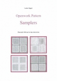 Openwork Pattern Samplers by Luzine Happel ~ 1 only!