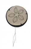 Sand Dollar ~ Just Threaders from Just Another Button Company