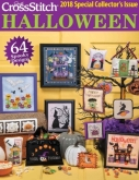Just CrossStitch Halloween 2018 Special Collectors Issue