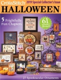 Just CrossStitch Halloween 2019 Special Collectors Issue