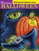Just CrossStitch Halloween 2016 Special Collectors Issue