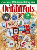 Just CrossStitch Christmas Ornaments Magazine 2020