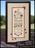 Vimy Ridge Sampler from Jeannette Douglas Designs