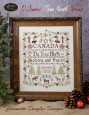 O Canada True North Strong Sampler from Jeannette Douglas Designs
