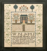 Amanda Jarrett Sampler kit from The Examplarery/ Joanne Harvey ~ Temporarily Out of Stock