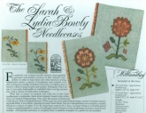 The Sarah & Lydia Bowly Needlecases from The Examplarery/ Joanne Harvey ~ Temporarily Out of Stock