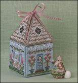 Cloverly's Bunny Bungalow Limited Edition from Just Nan