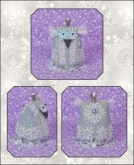 Little Princess Snow Limited Edition chart & embellishments from Just Nan