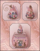 Queen of the Needle Mouse Limited Edition from Just Nan ~ 1 only!