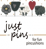 Just Pins - Goodness and Grace ~ Shepherd's Fold from Just Another Button Company ~ 1 only!