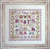 Patchwork Baby from Jardin Prive