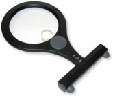 LumiCraft Hands-Free 2X Magnifier with LED Lights ~ 1 only!