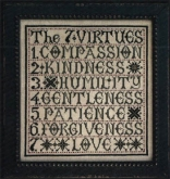 Seven Virtues from La D Da
