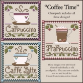 Coffee Time from Little House Needleworks