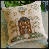 DE #2 ~ Little House ABC Samplers from Little House Needleworks
