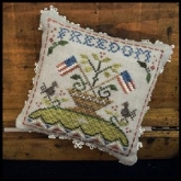 Freedom ~ #5 in the Early Americans Series from Little House Needleworks