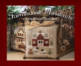 Farmhouse Christmas ~ 9 Part Series from Little House Needleworks
