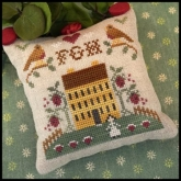 FGH #3 ~ Little House ABC Samplers from Little House Needleworks
