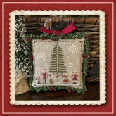 Jack Frost's Tree Farm ~ Part 3 ~ Family Fun ~ Little House Needleworks