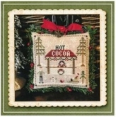 Jack Frost's Tree Farm ~ Part 5 ~ Hot Cocoa ~ Little House Needleworks