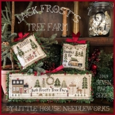Jack Frost's Tree Farm ~ 7 Part Series ~ Little House Needleworks