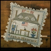 John Hancock ~ #2 in the Early Americans Series from Little House Needleworks