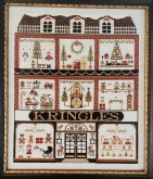 Kringles from Little House Needleworks ~ Nashville 2020 Exclusive!