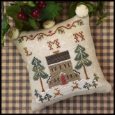 LMN #5 ~ Little House ABC Samplers from Little House Needleworks
