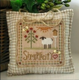Simplicity ~ Little Sheep Virtues #6 from Little House Needleworks