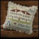 Martha Washington ~ #3 in the Early Americans Series from Little House Needleworks