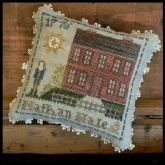 Nathan Hale ~ #4 in the Early Americans Series from Little House Needleworks