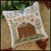 OPQ #6 ~ Little House ABC Samplers from Little House Needleworks
