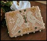 Quaker Birds ~ Ornament #3 ~ 2012 Series from Little House Needleworks