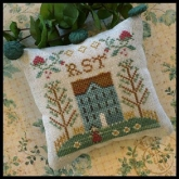 RST #7 ~ Little House ABC Samplers from Little House Needleworks