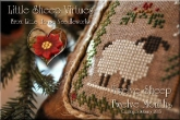 Little Sheep Virtues Series from Little House Needleworks