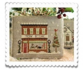 Toy Store ~ Chart #5 ~ Hometown Holiday Series from Little House Needleworks