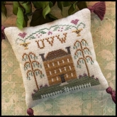 UVW #8 ~ Little House ABC Samplers from Little House Needleworks