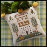 XYZ #9 ~ Little House ABC Samplers from Little House Needleworks