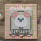 Fluffed from Luhu Stitches ~ Nashville 2020!