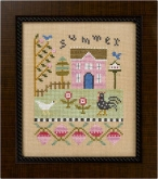 Summer ~ 4 Seasons Flip It from Lizzie Kate ~ 1 only!