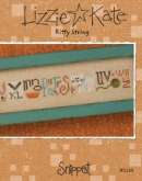 Kitty String Snippet from Lizzie Kate ~ 1 only!
