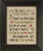 My To Do List from Lizzie Kate ~ 3 only!