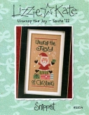 Unwrap the Joy ~ Santa 2012 from Lizzie Kate