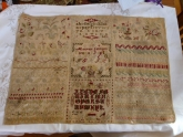 Maria Ceron Sampler Series from Lindsay Lane Designs ~ Nashville 2015