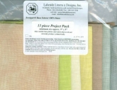 Lakeside Linens 13 piece Project Pack / Grab Bag ~ Temporarily out of Stock