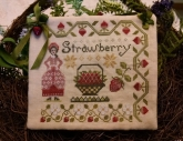 Dinah's Garden ~ Strawberry from Lila's Studio