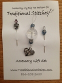 Accessory Gift Set ~ Exclusive Limited Edition  from My Big Toe Designs