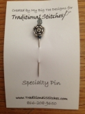 Specialty Pin ~ Exclusive Limited Edition from My Big Toe Designs