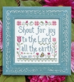 Shout for Joy from My Big Toe Designs